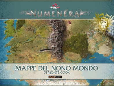 Numenera. Mappe Del Nono Mondo