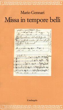 Promoartpalermo.it Missa in tempore belli Image