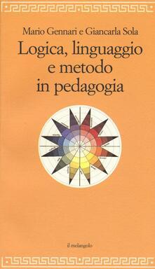Antondemarirreguera.es Logica, linguaggio e metodo in pedagogia Image