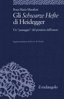 Gli Schwarze Hefte di Heidegger. Un «passaggio» del pensiero dellessere.pdf