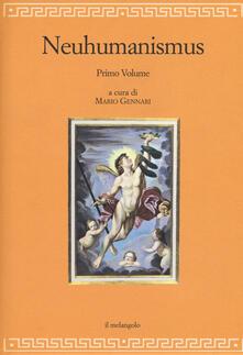 Neuhumanismus. Pedagogie e culture del Neoumanesimo tedesco tra 700 e 800. Vol. 1.pdf