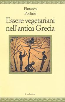 Aboutschuster.de Essere vegetariani nell'antica Grecia Image