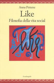 Squillogame.it Like. Filosofia della vita social Image