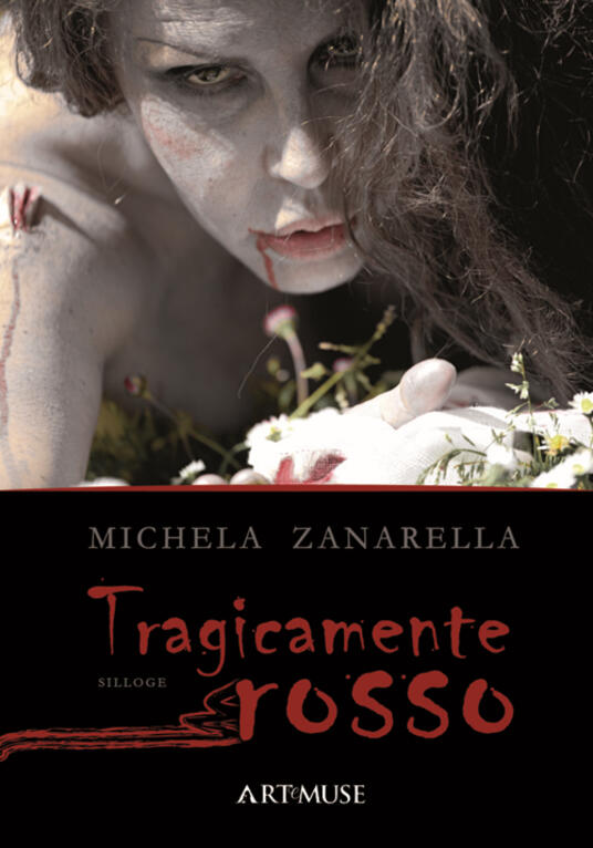 Tragicamente rosso - Michela Zanarella - copertina
