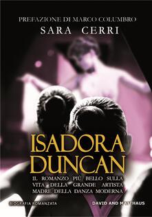 Radiospeed.it Isadora Duncan Image