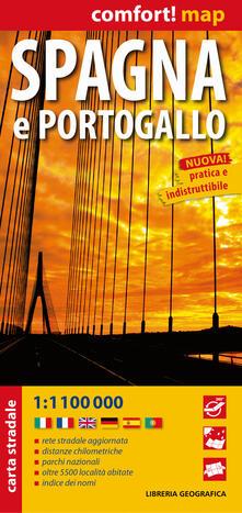 Premioquesti.it Spagna-Portogallo 1:1.100.000 Image