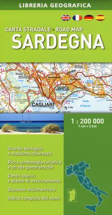 Voluntariadobaleares2014.es Sardegna 1:200.000 Image