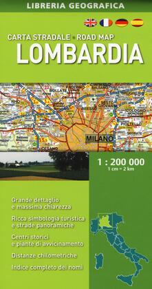 Writersfactory.it Lombardia 1:200.000 Image