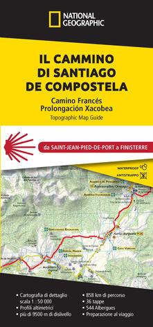 Voluntariadobaleares2014.es Il cammino di Santiago de Compostela da Saint-Pied-de-Port a Finisterre Image