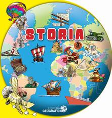 Voluntariadobaleares2014.es La storia. Ediz. a colori Image