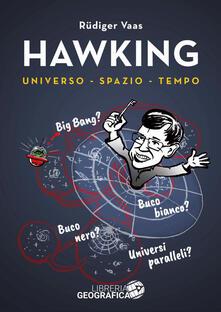 Winniearcher.com Hawking per tutti. Universo, spazio, tempo Image