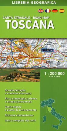 Teamforchildrenvicenza.it Toscana 1:200.000 Image