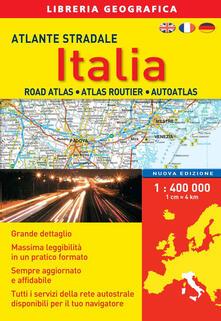Filippodegasperi.it Atlante stradale Italia 1:400.000. Con Contenuto digitale per download e accesso on line Image