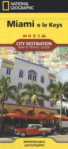 Osteriacasadimare.it Miami e le Keys 1:15.000 Image
