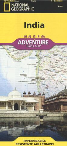 Promoartpalermo.it India 1:3.200.000 Image