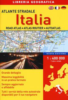 Vitalitart.it Atlante stradale Italia 1:400.000 Image