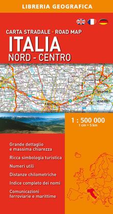 Vastese1902.it Italia nord-centro 1:500.000. Carta stradale Image