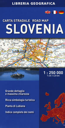 Cartina Stradale Slovenia Pdf.Slovenia Carta Stradale 1 250 000 Pdf Online Pdf Game