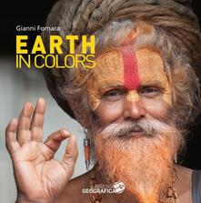 Secchiarapita.it Earth in colors. Ediz. illustrata Image