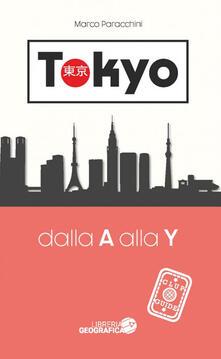 Antondemarirreguera.es Tokyo dalla A alla Y. Guida Clup Image