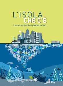 L' isola che c'è. Impronta ecologica e sostenibilità - copertina