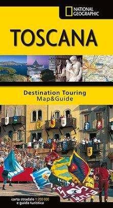 Amatigota.it Toscana. Carta stradale e guida turistica. 1:200.000 Image