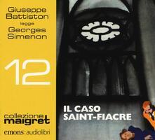 Steamcon.it Il caso Saint-Fiacre letto da Giuseppe Battiston. Audiolibro. CD Audio formato MP3 Image