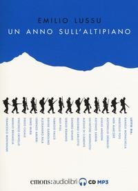 Un Un anno sull'altipiano. Audiolibro - Lussu Emilio - wuz.it