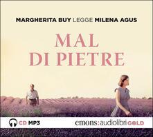 Mal di pietre letto da Margherita Buy. Audiolibro. CD Audio formato MP3.pdf