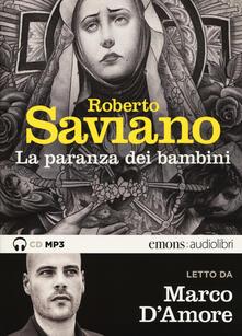 Recuperandoiltempo.it La paranza dei bambini letto da Marco D'Amore. Audiolibro. CD Audio formato MP3 Image