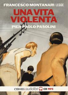Winniearcher.com Una vita violenta letta da Francesco Montanari Image