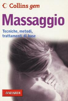 Cocktaillab.it Massaggio Image
