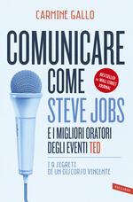Comunicare come Steve Jobs e i migliori oratori degli eventi TED. I 9 segreti di un discorso vincente