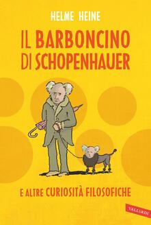 Daddyswing.es Il barboncino di Schopenhauer e altre curiosità filosofiche Image
