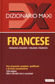 Recuperandoiltempo.it Dizionario maxi. Francese. Francese-italiano, italiano-francese Image