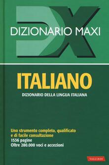 Voluntariadobaleares2014.es Dizionario maxi. Italiano Image