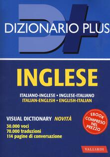 Secchiarapita.it Dizionario inglese. Italiano-inglese, inglese-italiano. Con ebook Image