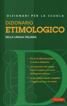 Winniearcher.com Dizionario etimologico della lingua italiana Image