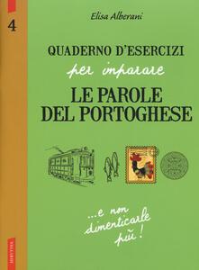 Quaderno desercizi per imparare le parole del portoghese. Vol. 4.pdf
