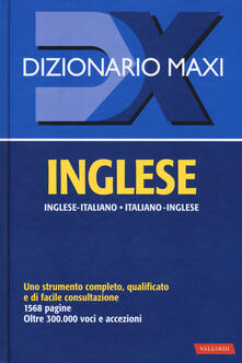 Dizionario maxi. Inglese. Italiano-inglese, inglese-italiano.pdf