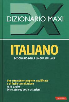 Premioquesti.it Dizionario maxi. Italiano Image