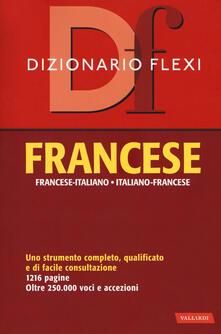 Grandtoureventi.it Dizionario flexi. Francese-italiano, italiano-francese Image