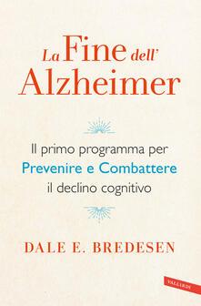 Criticalwinenotav.it La fine dell'Alzheimer. Il primo programma per prevenire e combattere il declino cognitivo Image