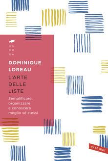 Festivalpatudocanario.es L' arte delle liste. Semplificare, organizzare e conoscere meglio sé stessi Image