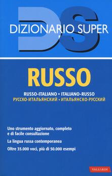 Milanospringparade.it Dizionario russo. Russo-italiano, italiano-russo Image