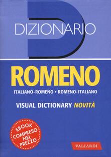 Winniearcher.com Dizionario romeno. Italiano-Romeno, Romeno-Italiano Image