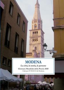 Modena. La città, la storia, le persone - copertina
