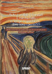 Lpgcsostenible.es Aiuto: è crollato il mondo!!! E non ho fatto in tempo a spostarmi... dove sono i pezzi? Stroke, la bomba di questo inizio secolo e la ricostruzione Image