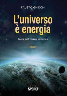 Antondemarirreguera.es L' universo è energia Image