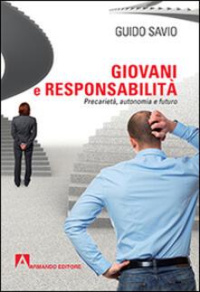 Giovani e responsabilità. Precarietà, autonomia e futuro.pdf